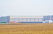 Hangar at Kaluga Airport