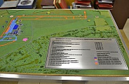 Model of Simferopol Airport System