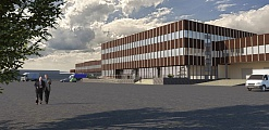 Project of Sheremetyevo-Cargo Terminal