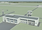 Project of Launch ERS in Rostov-on-Don Airport