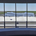 Project of Control Tower in Simferopol Airport