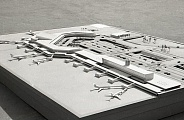 Model of Domodedovo Airport system