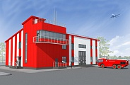 Emergency Rescue Station Project (Airports of the Kamchatka Krai)