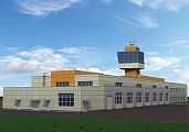 Project of Emergency Rescue Station in Domodedovo Airport