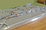 Model of Ufa Airport System